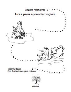 Tiras Con Vocabulario En Inglés El Pirul